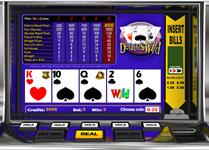 Deuces Wild by BetSoft
